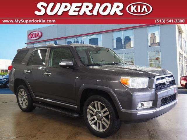 2012 Toyota 4Runner Limited image
