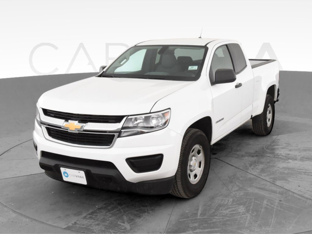 2018 Chevrolet Colorado 2WD Extended Cab W/T image