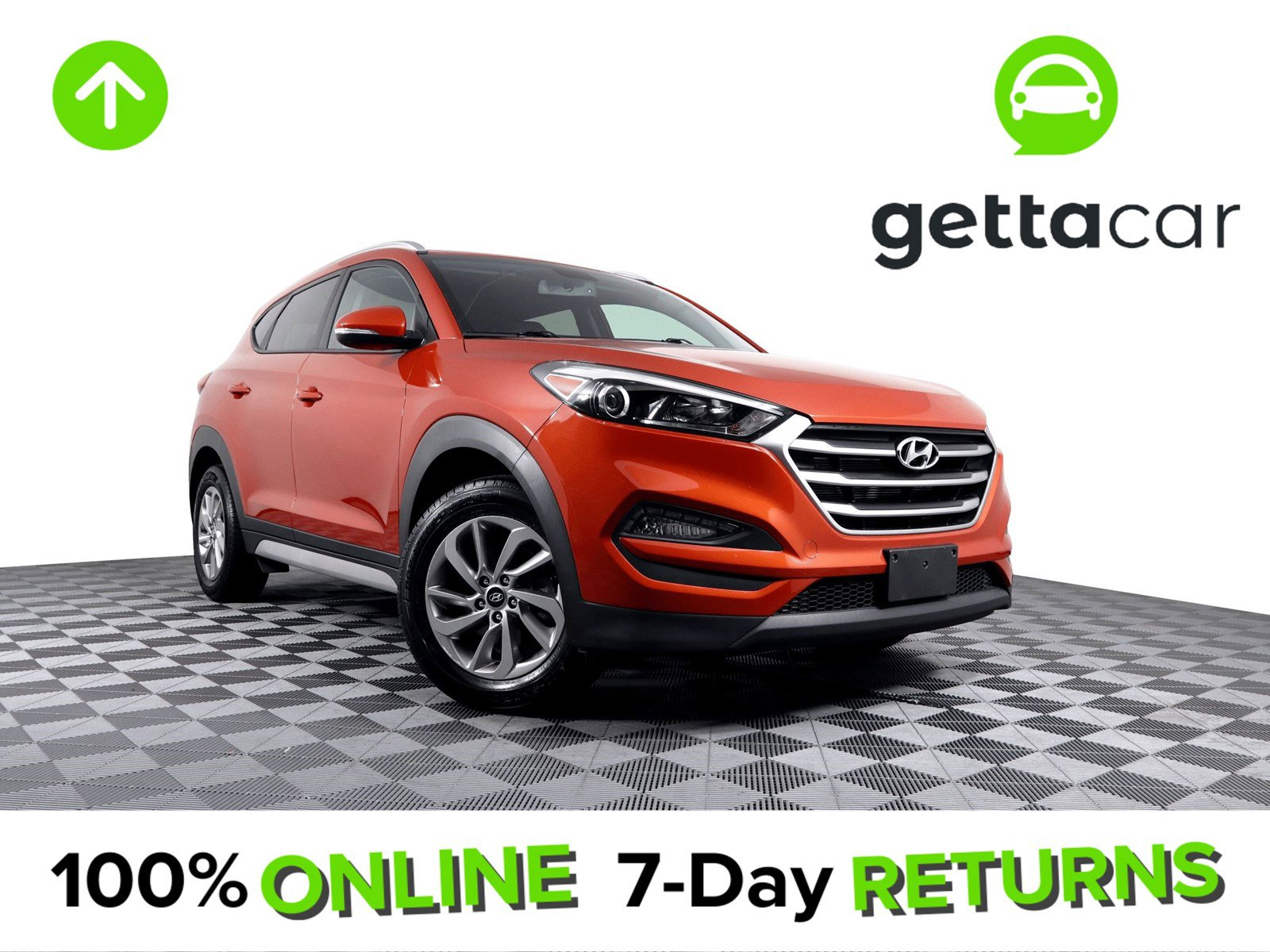 2017 Hyundai Tucson SE Plus image