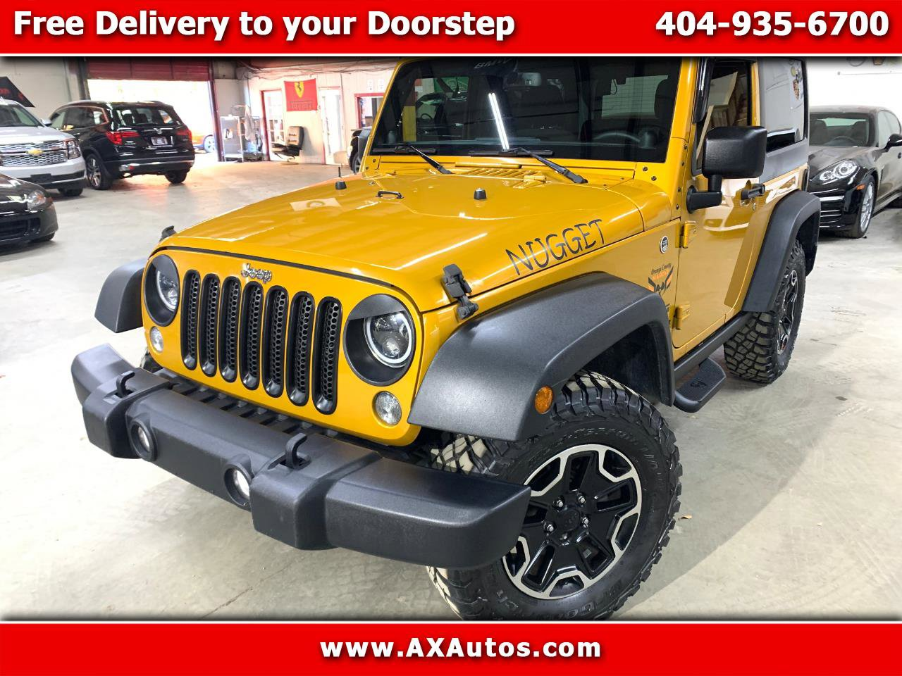 Jeep Wrangler For Sale Craigslist Atlanta