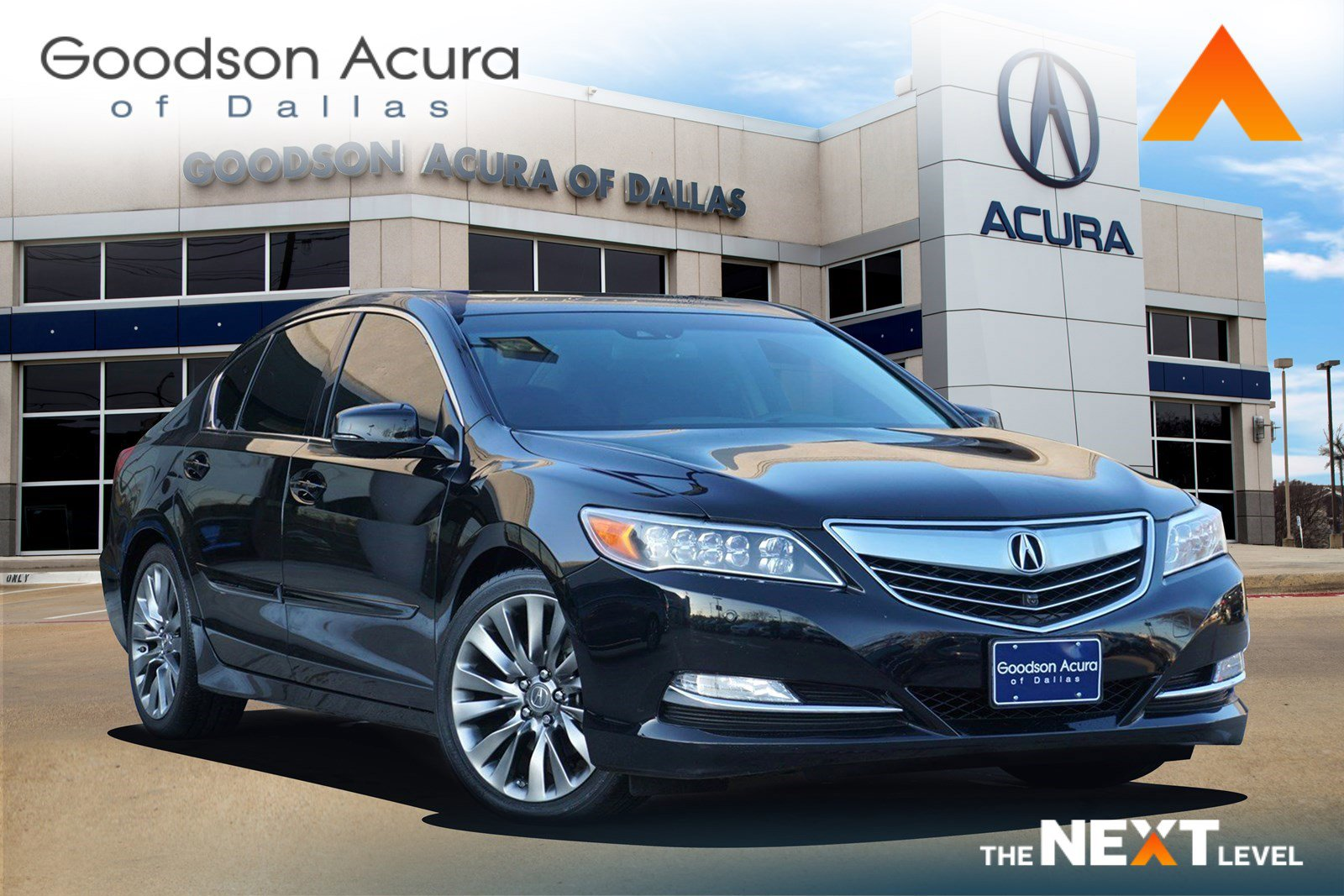 2016 Acura RLX w/ Advance Package image
