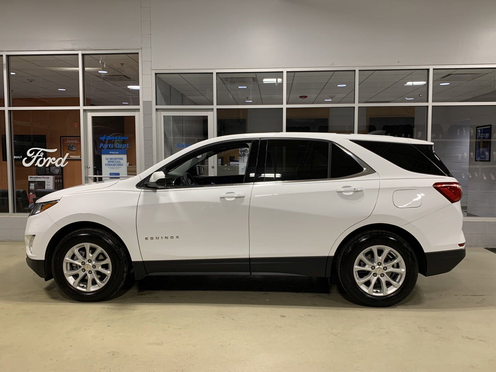 Chevrolet Equinox Under 500 Dollars Down