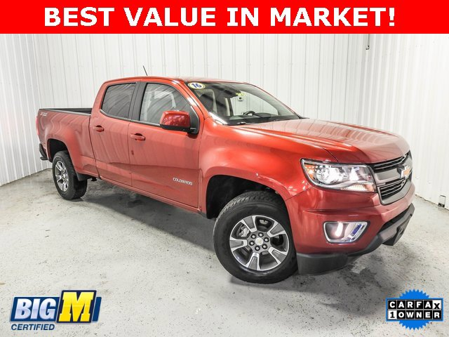 2016 Chevrolet Colorado Z71 image