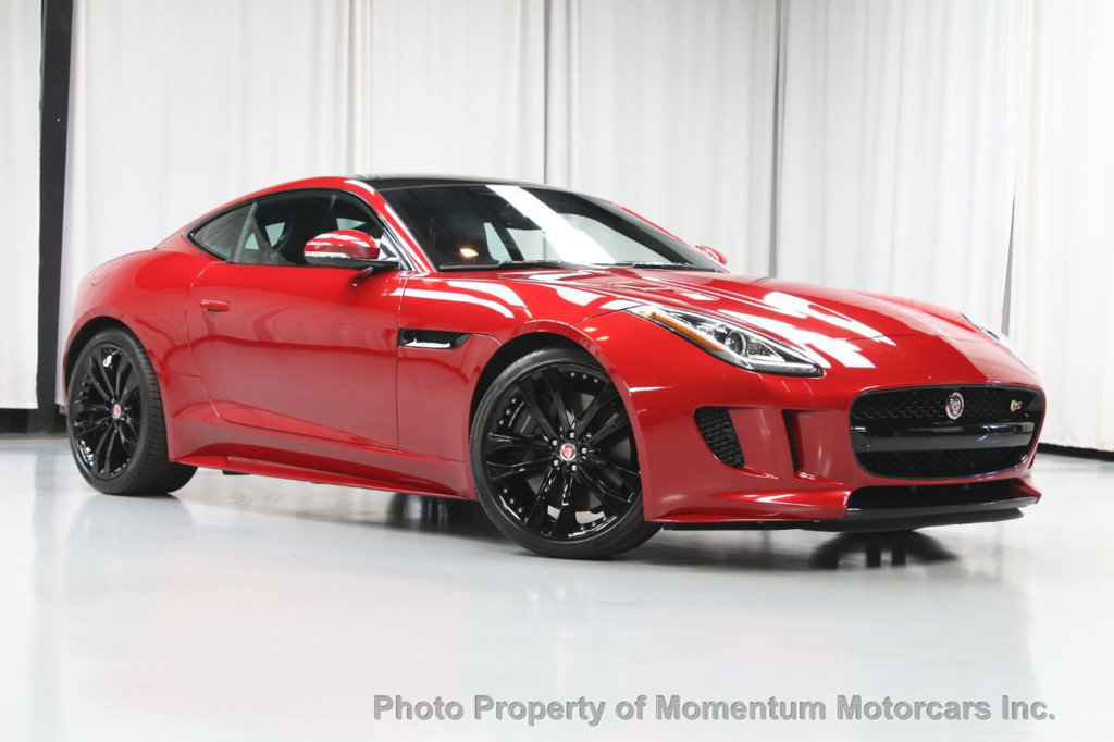 2016 Jaguar F-TYPE S Coupe AWD image