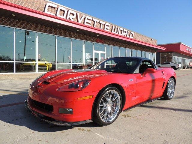 2009 Chevrolet Corvette ZR1 Coupe image