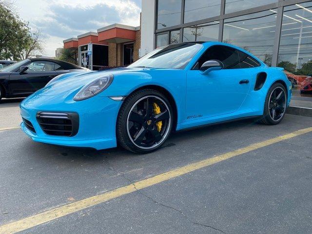 2019 Porsche 911 Turbo image