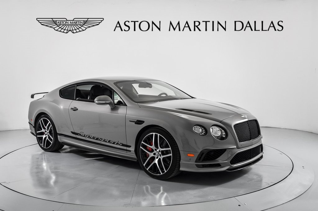 2017 Bentley Continental GT Supersports image