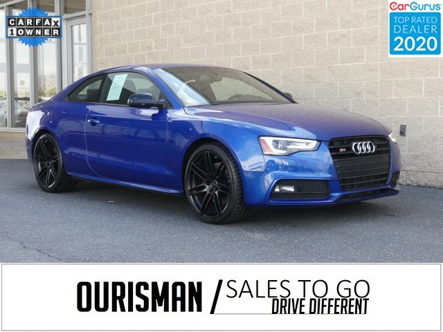2017 Audi S5 3.0T Coupe image