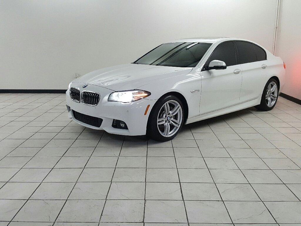 2016 BMW 535i Sedan image