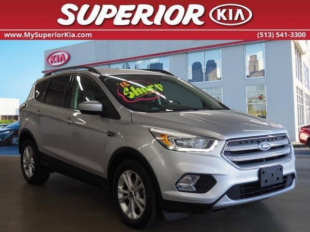 2018 Ford Escape FWD SEL image