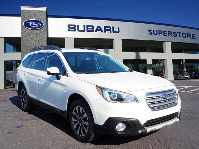 2017 Subaru Outback 2.5i Limited image