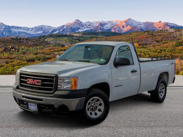 2011 GMC Sierra 1500 W/T image