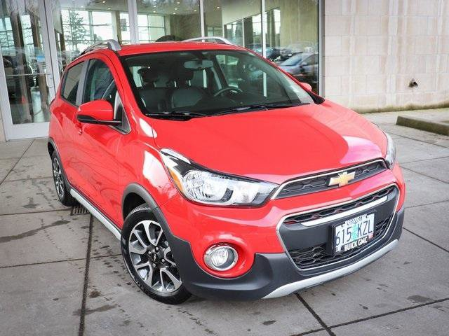 Chevrolet Spark Under 500 Dollars Down