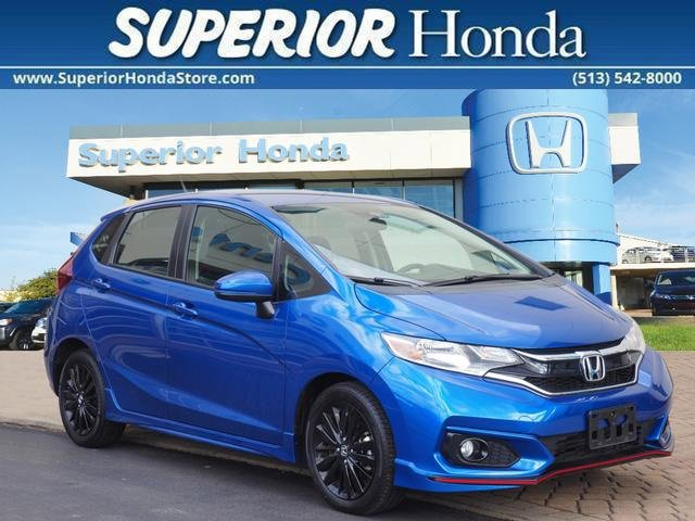 2018 Honda Fit Sport image