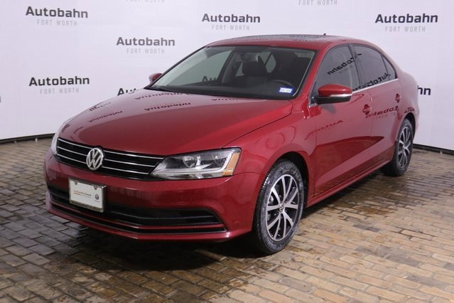 2017 Volkswagen Jetta SE Sedan image
