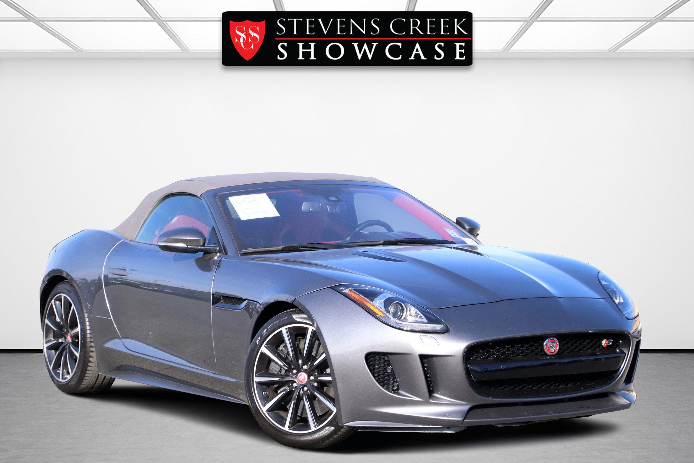 2017 Jaguar F-TYPE S Convertible image