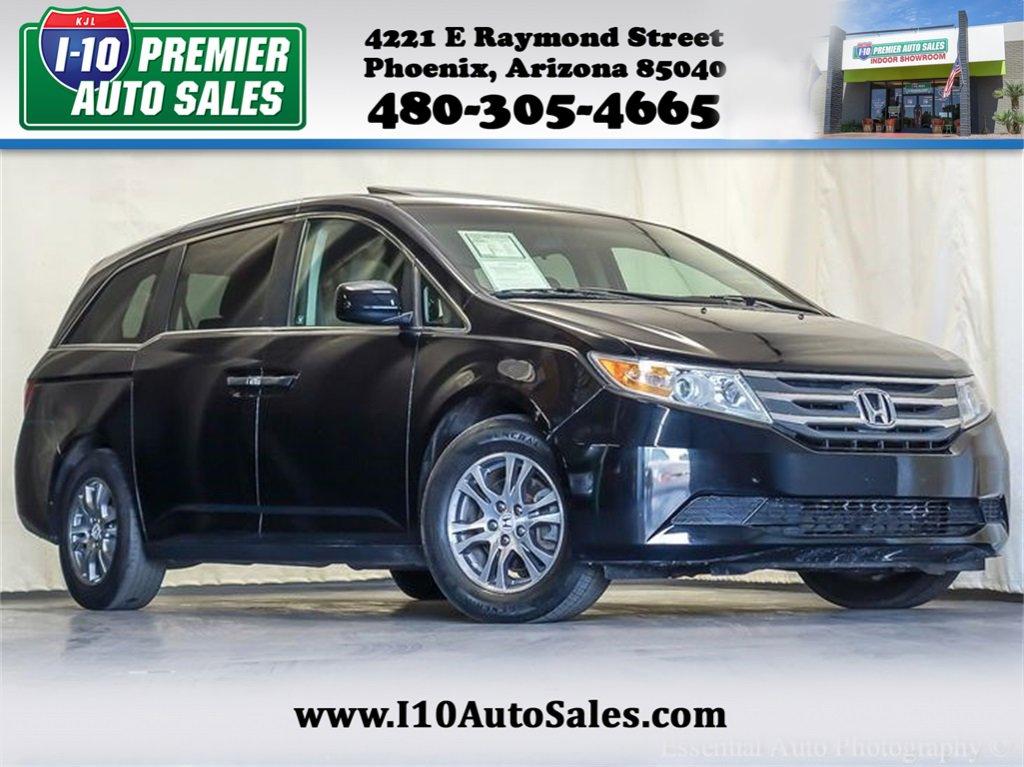 2011 Honda Odyssey EX-L image