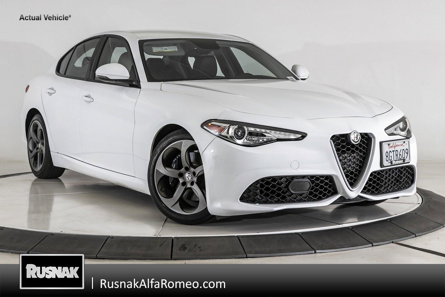 2018 Alfa Romeo Giulia  image