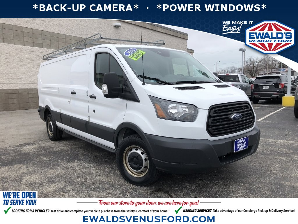 2016 Ford Transit 250 148 Low Roof image