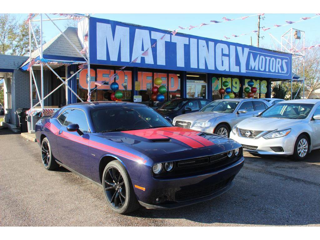 2017 Dodge Challenger R/T w/ Blacktop Package image