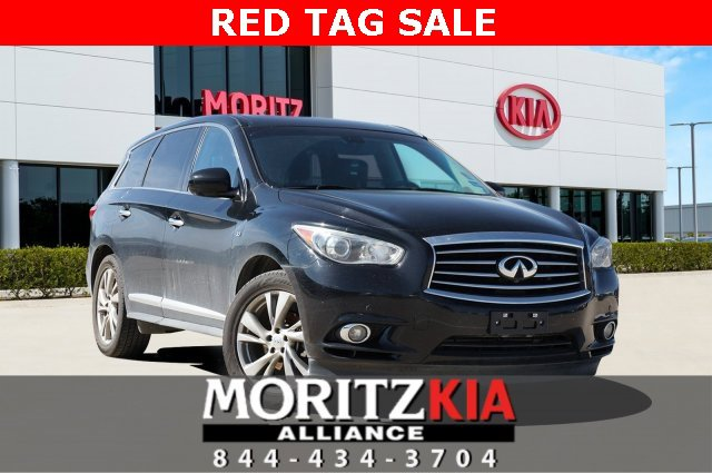 2014 INFINITI QX60 FWD w/ Deluxe Touring Package image