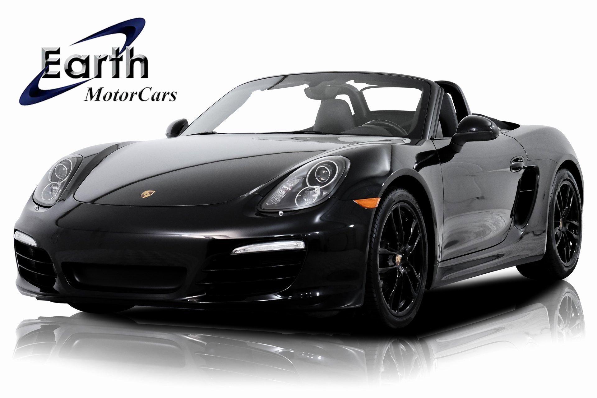2013 Porsche Boxster  image
