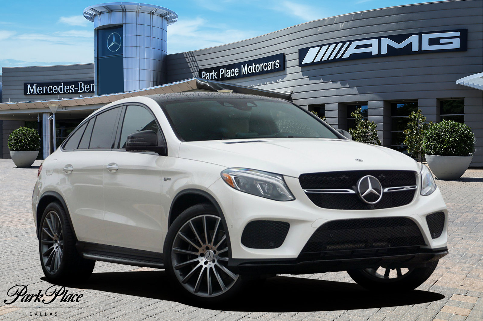 2019 Mercedes-Benz GLE 43 AMG 4MATIC Coupe image