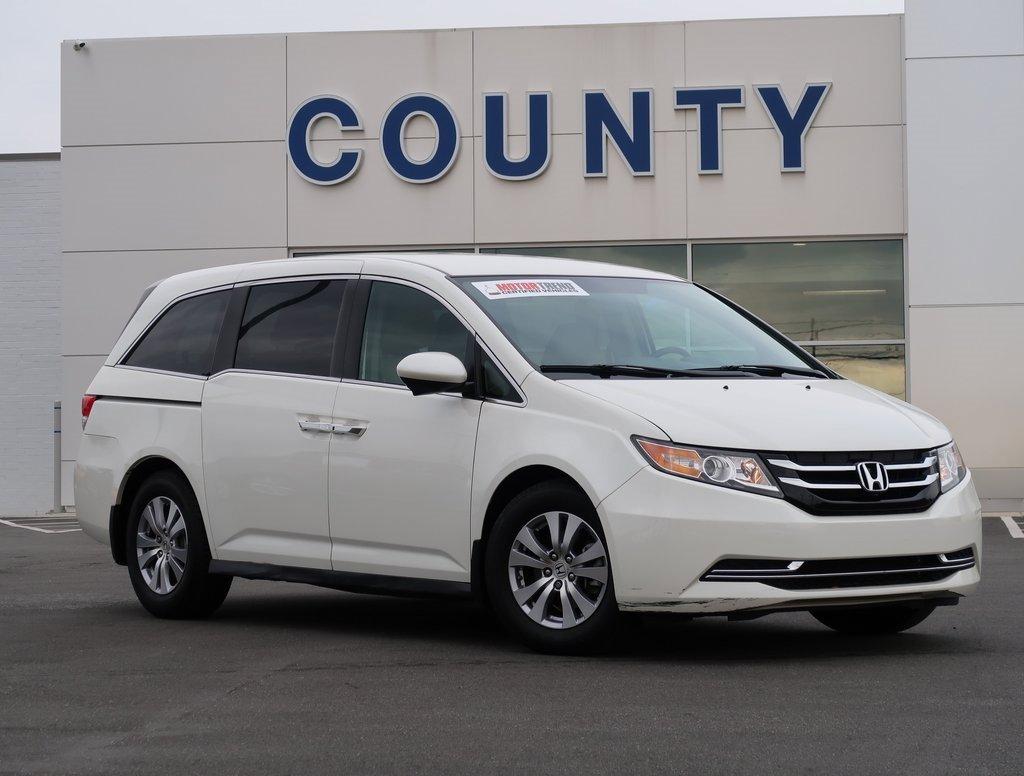 2016 Honda Odyssey SE image