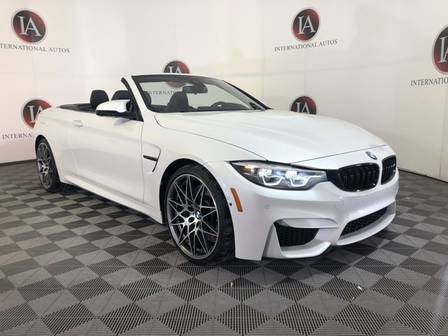 2018 BMW M4 Convertible image