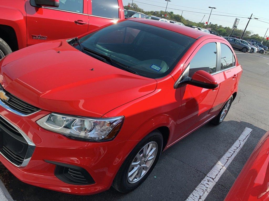 2019 Chevrolet Sonic LT Sedan image