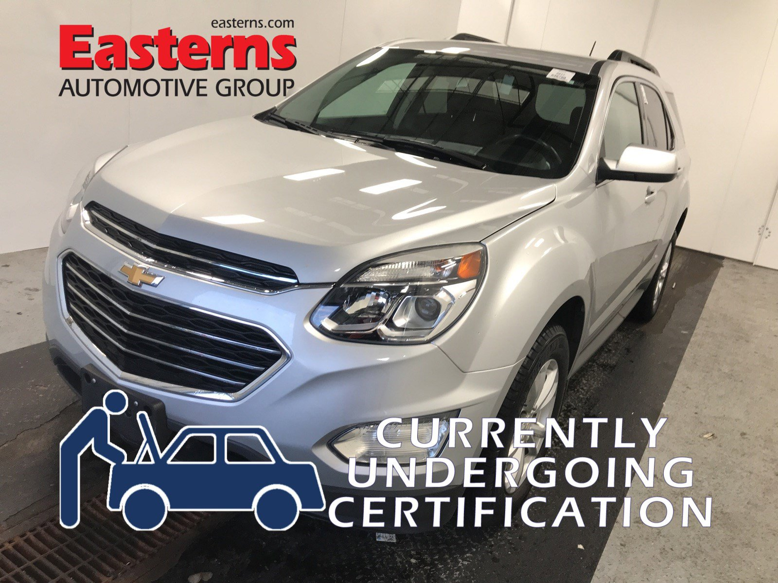 2017 Chevrolet Equinox AWD LT w/ Convenience Package image