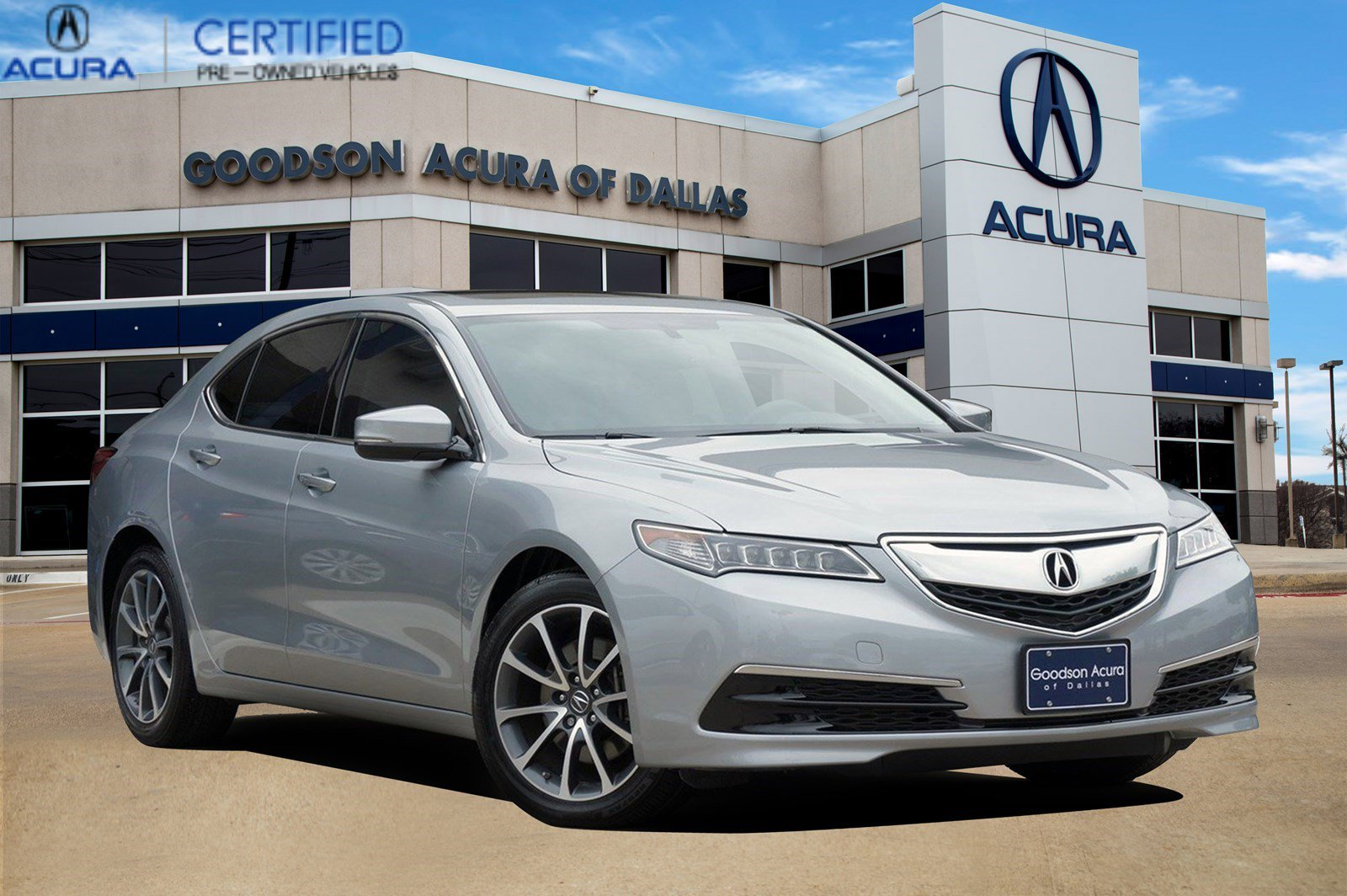 2017 Acura TLX V6 image