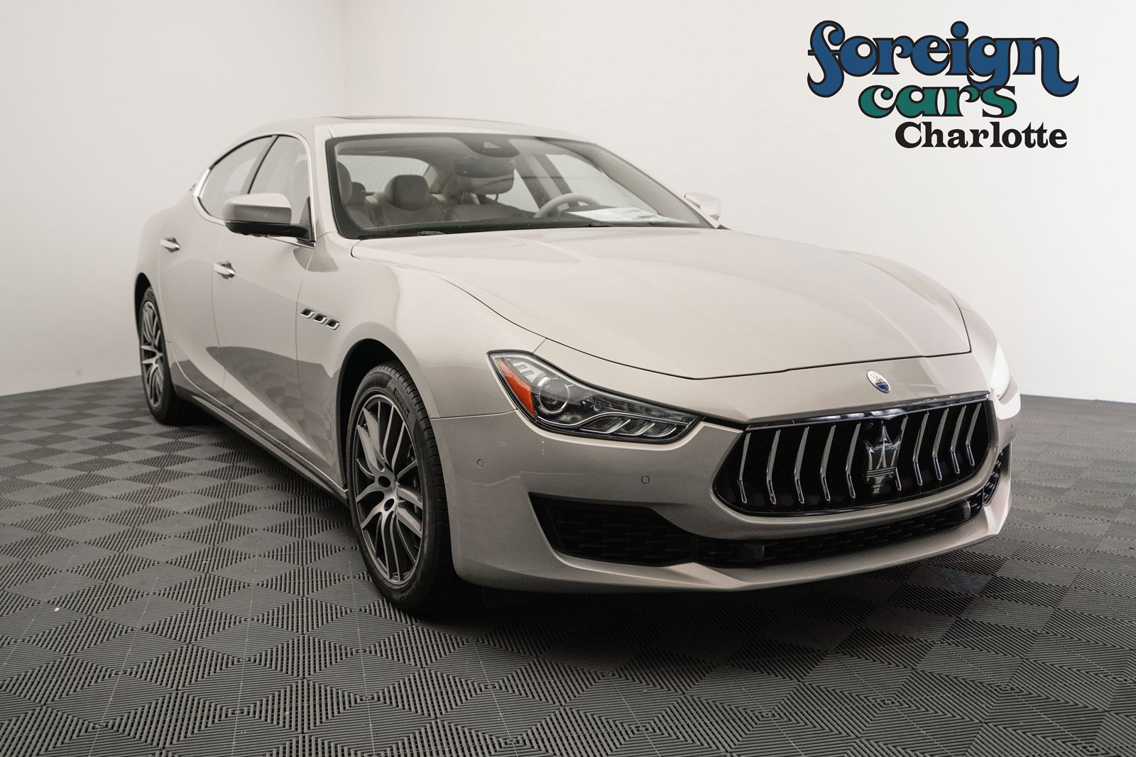 2018 Maserati Ghibli S image
