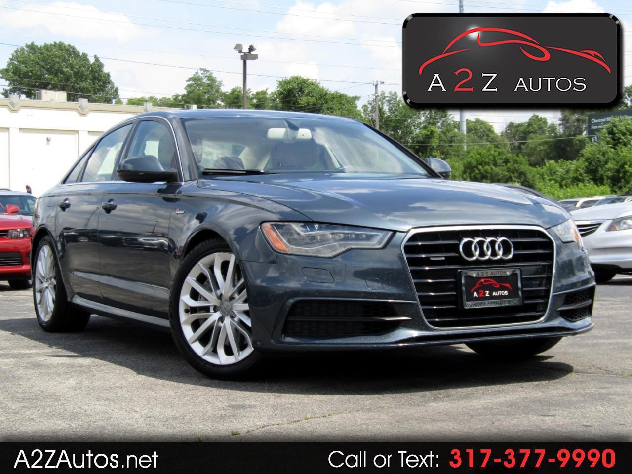 2012 Audi A6 3.0T Premium quattro image
