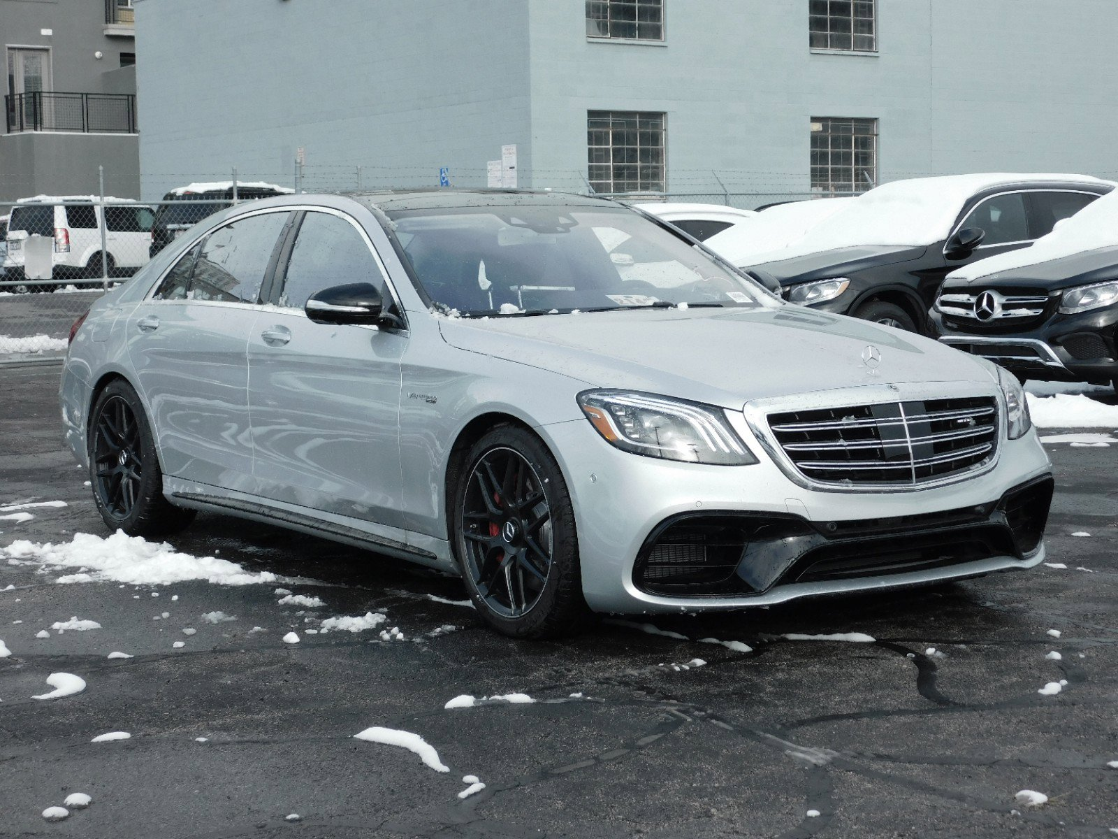 2019 Mercedes Benz S 63 Amg For Sale In Orem Ut 84058 Autotrader