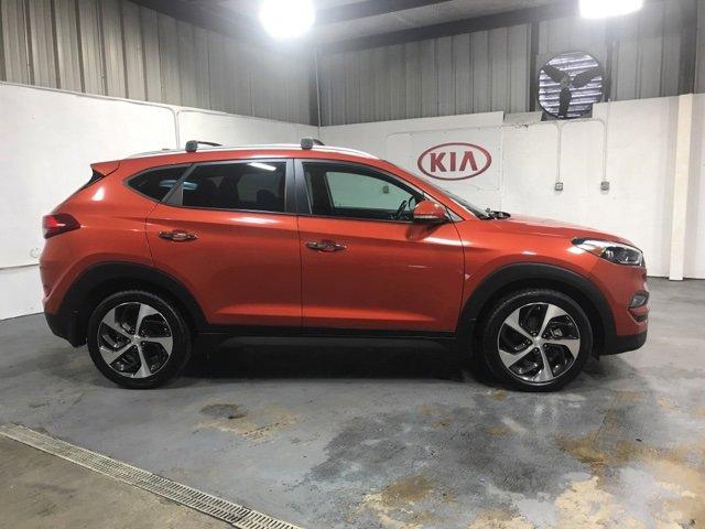 2016 Hyundai Tucson Limited image