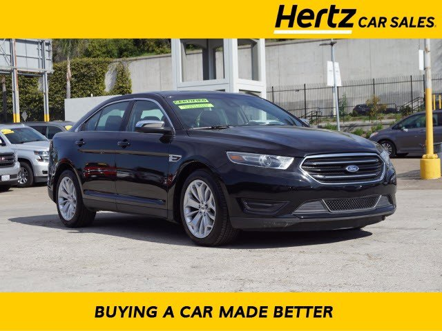 2018 Ford Taurus Limited image