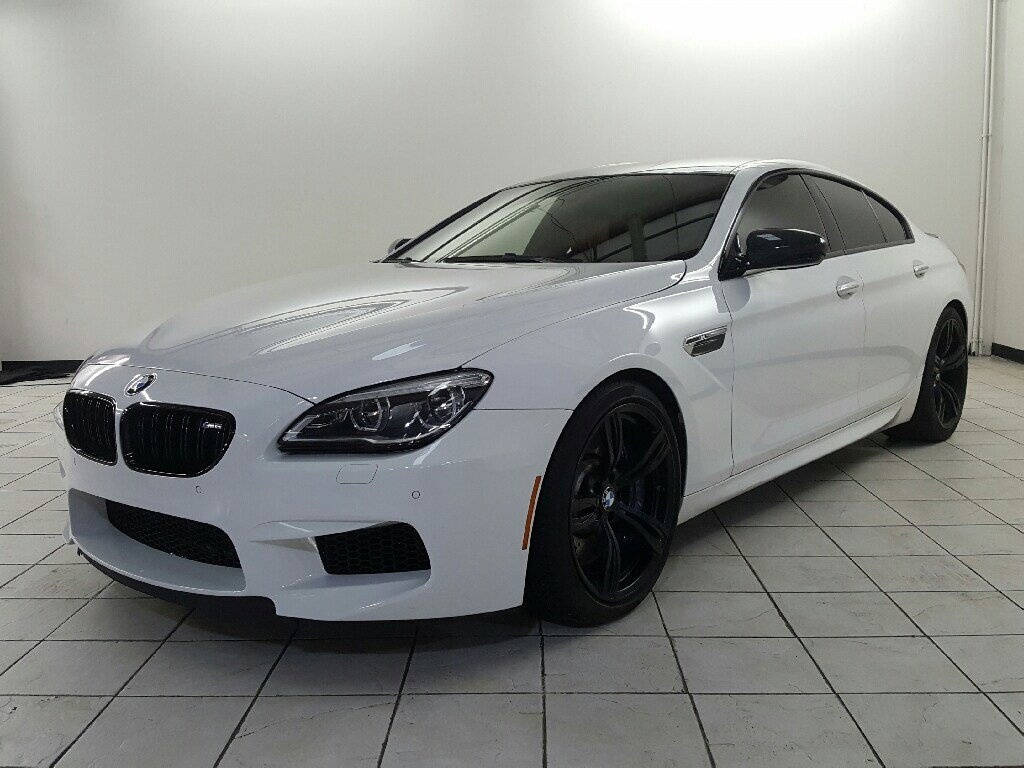2016 BMW M6 Gran Coupe  image