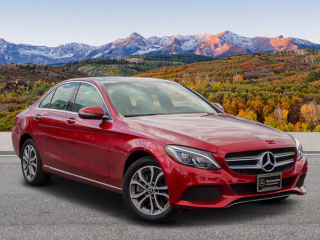 2018 Mercedes-Benz C 300 4MATIC Sedan image