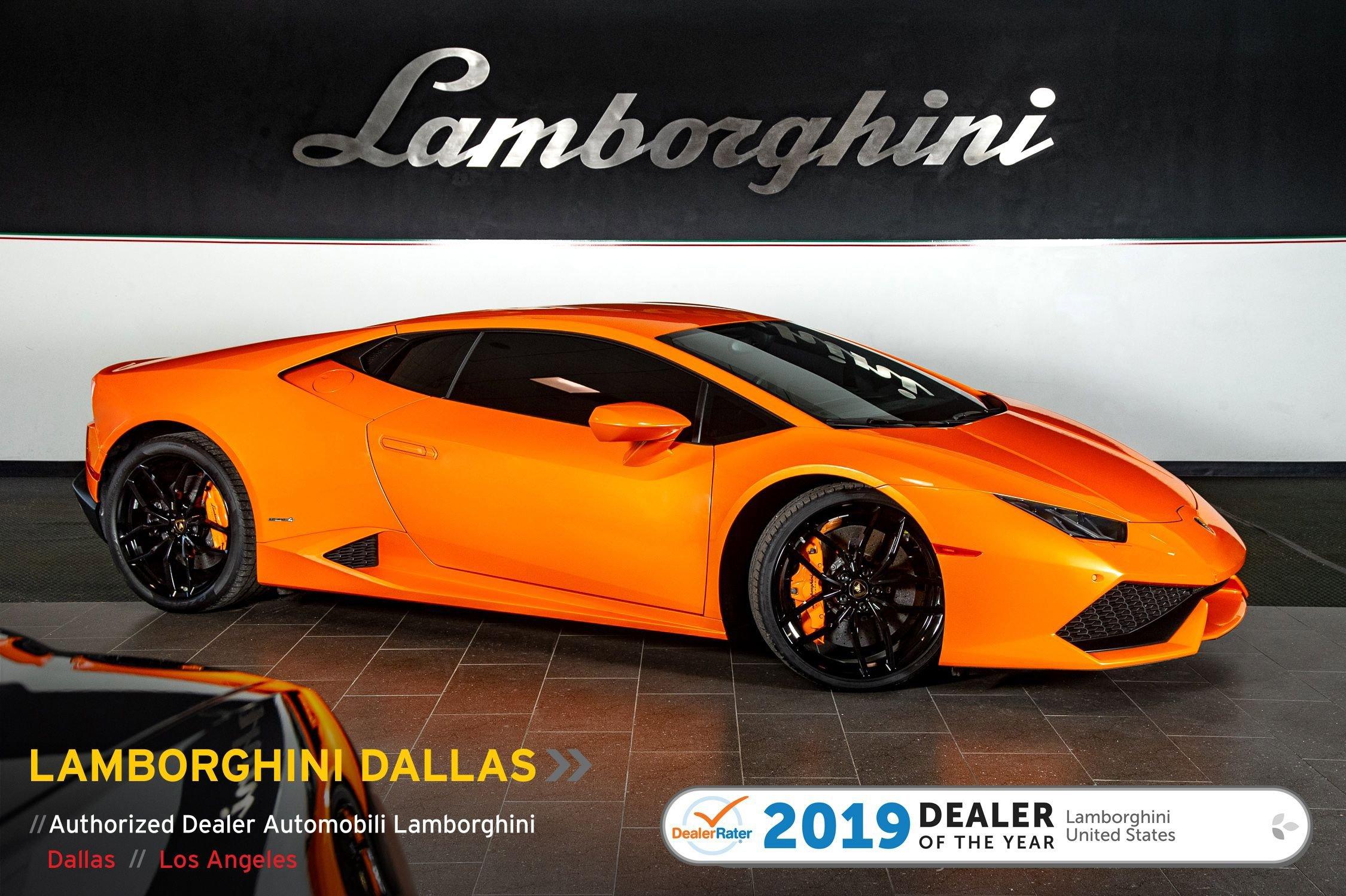 2015 Lamborghini Huracan LP 610-4 Coupe image
