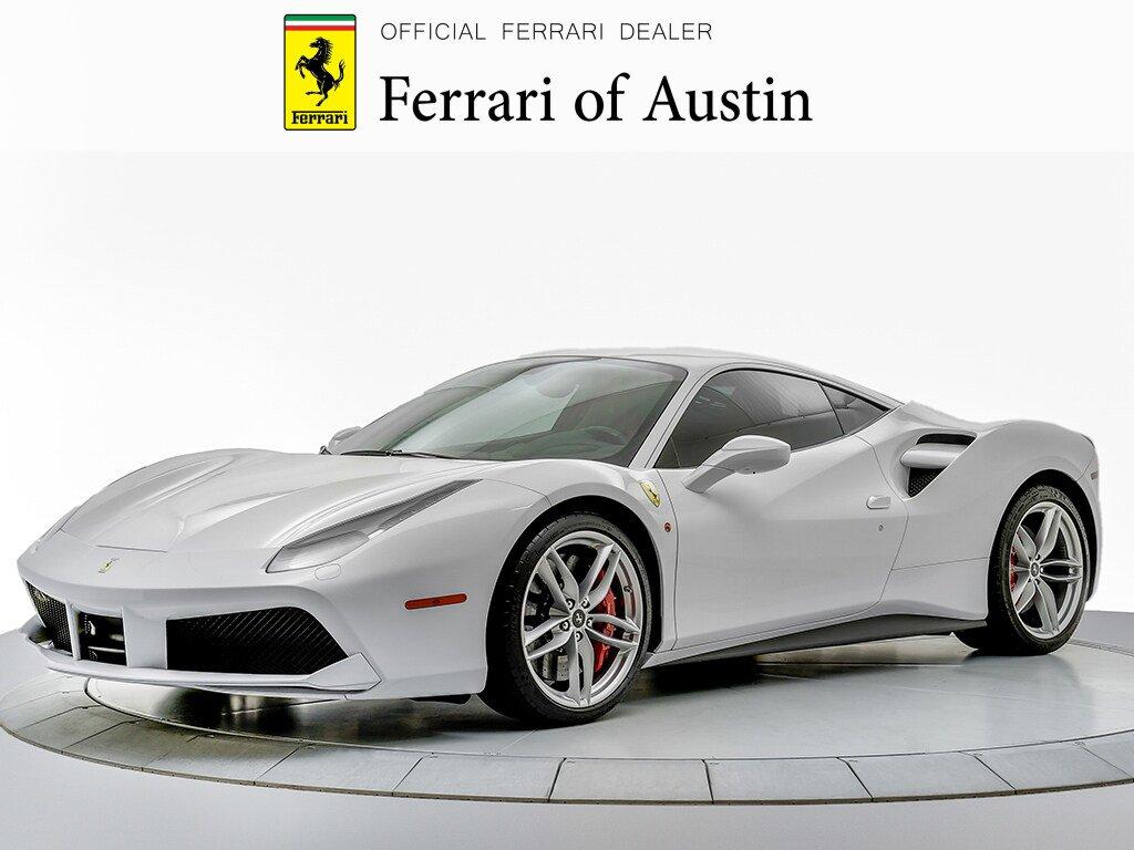 2018 Ferrari 488 GTB  image