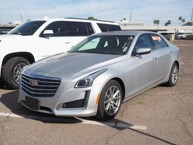 2019 Cadillac CTS Luxury AWD Sedan image