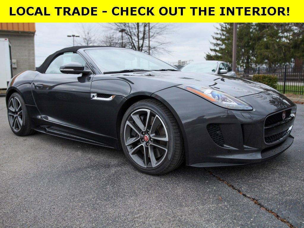 2016 Jaguar F-TYPE S Convertible AWD image