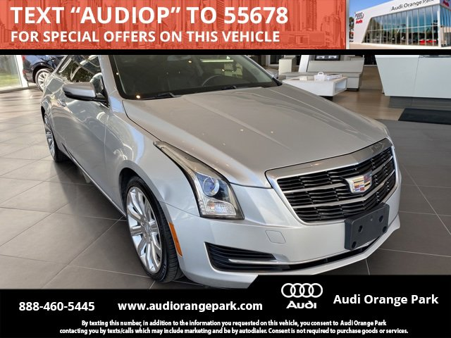 2015 Cadillac ATS 2.0T Coupe image