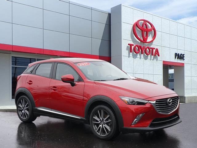 2017 MAZDA CX-3 AWD Grand Touring image