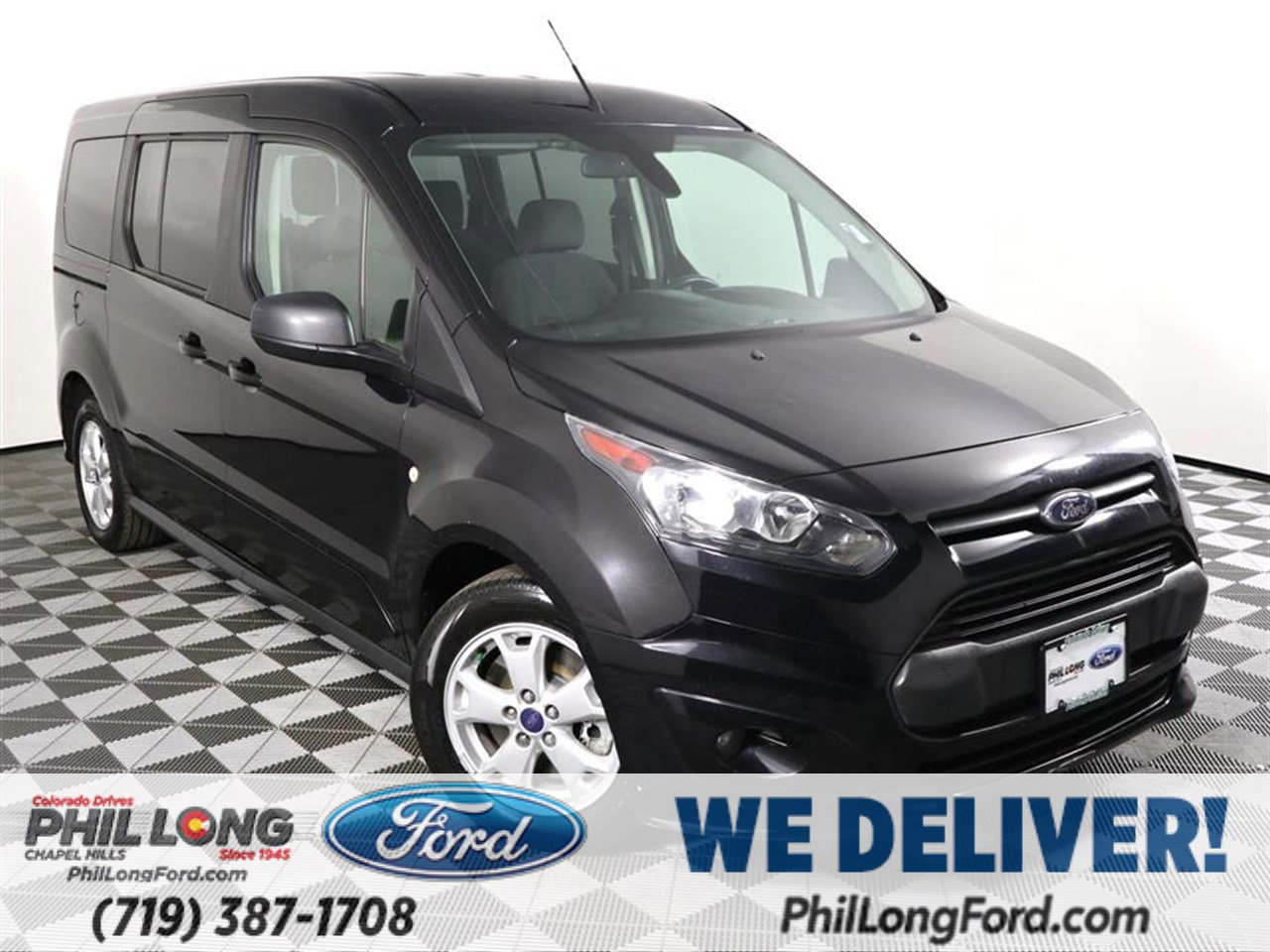 2015 Ford Transit Connect XLT Long Wheel Base image