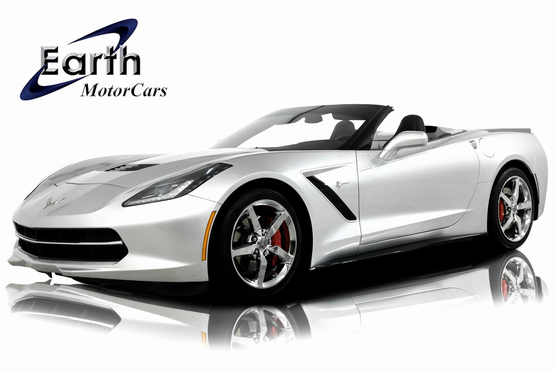 2014 Chevrolet Corvette Stingray Convertible image
