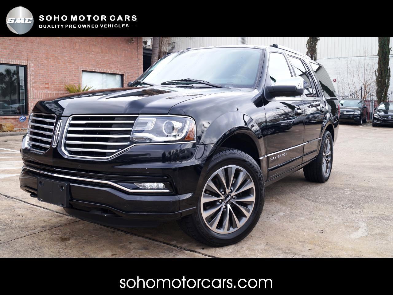2016 Lincoln Navigator 2WD Select image