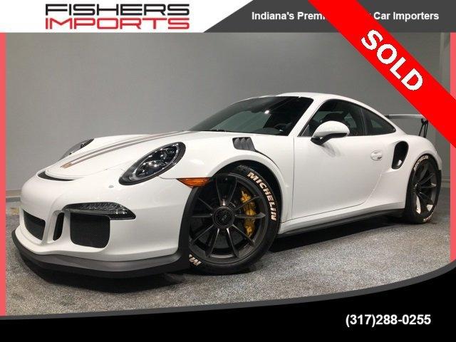 2016 Porsche 911 GT3 RS Coupe image