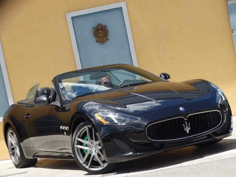 2015 Maserati GranTurismo Convertible image